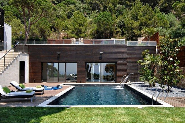 Small House With Pool Extravagance Let Your Small House