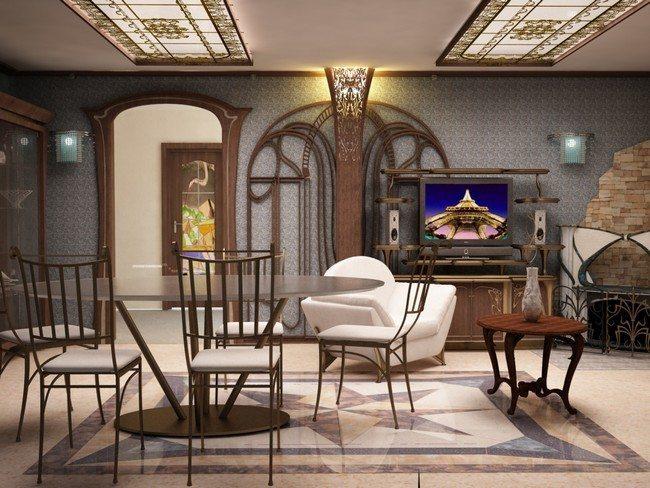 Interior Decorating Wallpaper