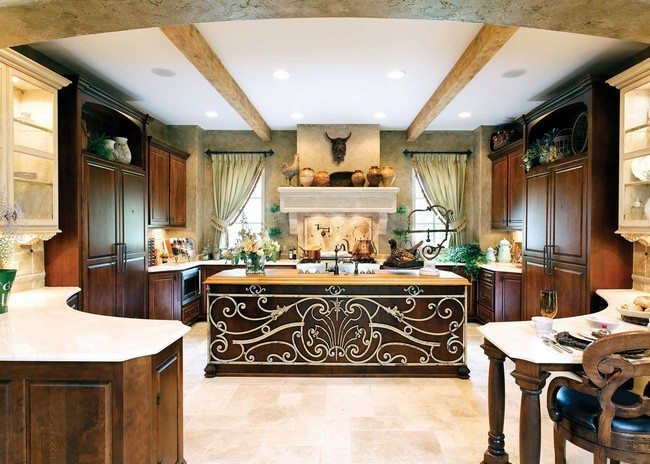 Small Rustic Kitchen Ideas