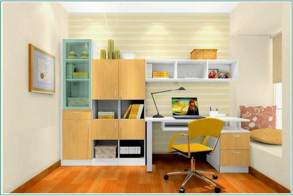 Study Rooms: Design And Décor Tips For Small And Large