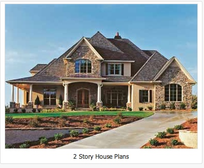 The Good and the Bad: 2 Story Houses - Decorchick!