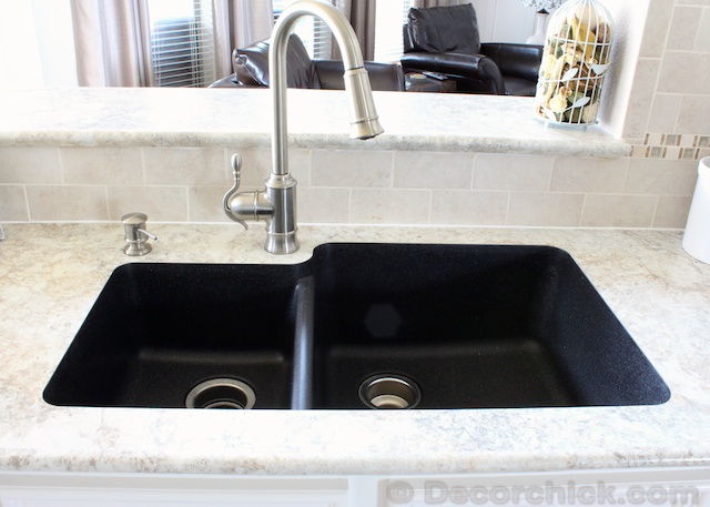 Our New Kitchen Countertops And Gorgeous Quartz Sink
