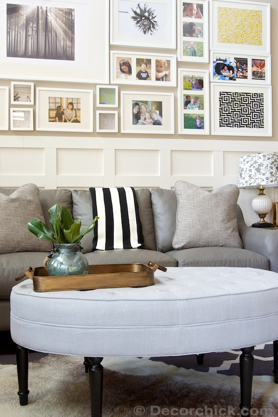 The New Living Room Sofa!