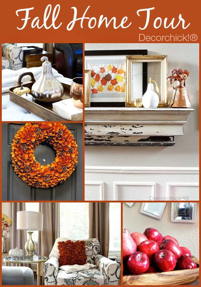 Our Fall Home Tour Decorchick