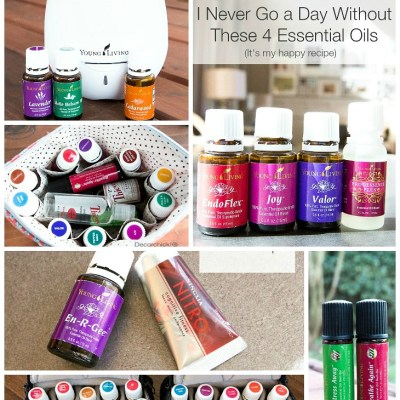 How I use my Essential Oils on a Daily Basis. A one year update! | Decorchick!®