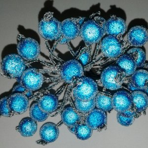Тичинка голубая в сахаре