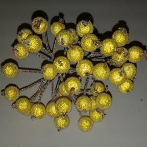 Тичинка желтая в сахаре