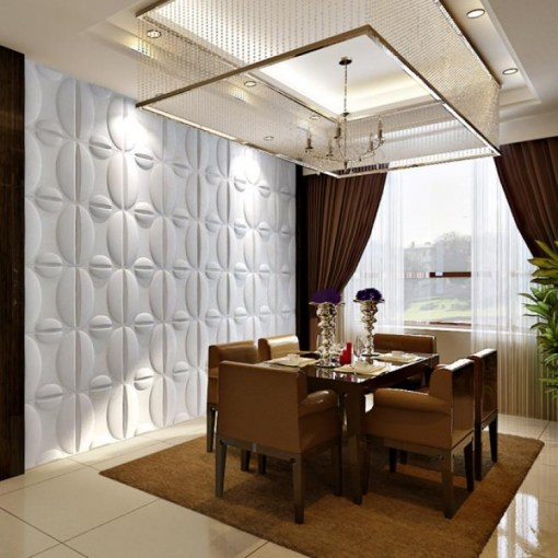 Andy 3D Wall Panels - Sold in Nigeria by DecorCity
