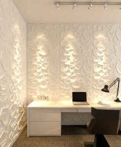 Duckweed 3D Wall Panels - Sold in Nigeria by DecorCity