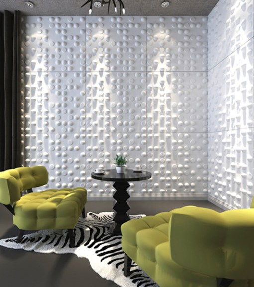 Go 3D Wall Panels - Sold in Nigeria by DecorCity