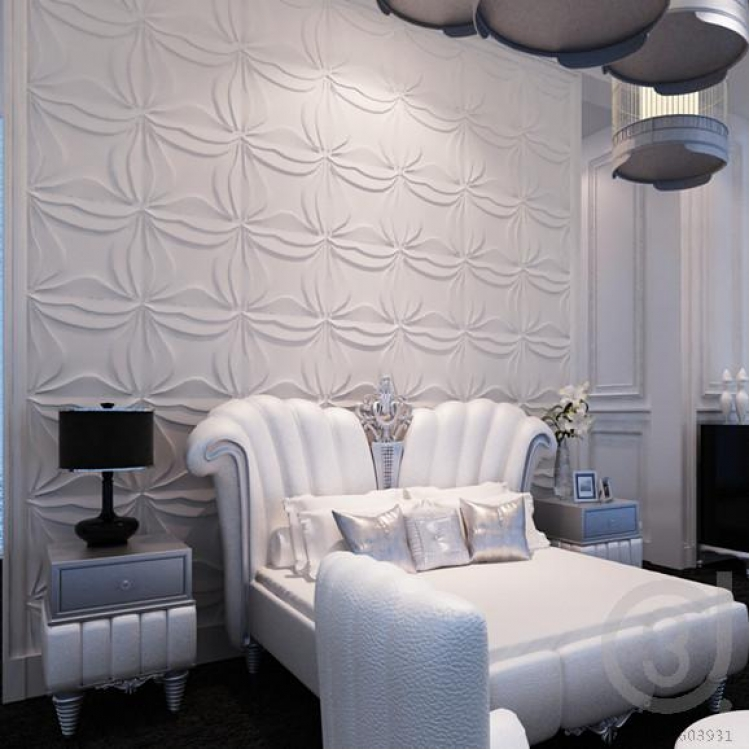 Lily 3D Wall Panels | Decor City