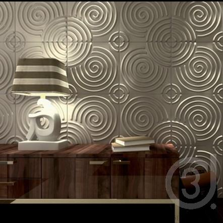Ripple 3D Wall Panels - Sold in Nigeria by DecorCity