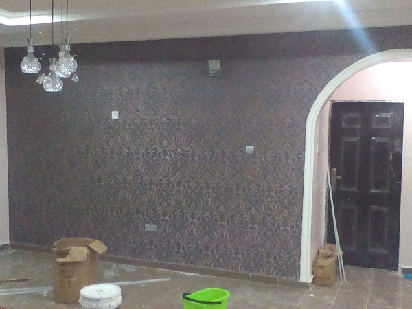 Wallpaper Installation By Decorcity Nigeria 15