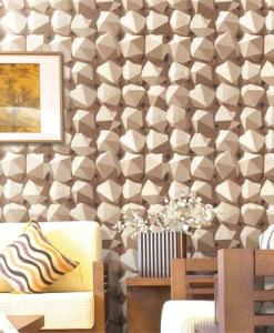 Khaki Brown Modern 3D Stone wallpaper MK1058 effect Sold in Nigeria by DecorCity