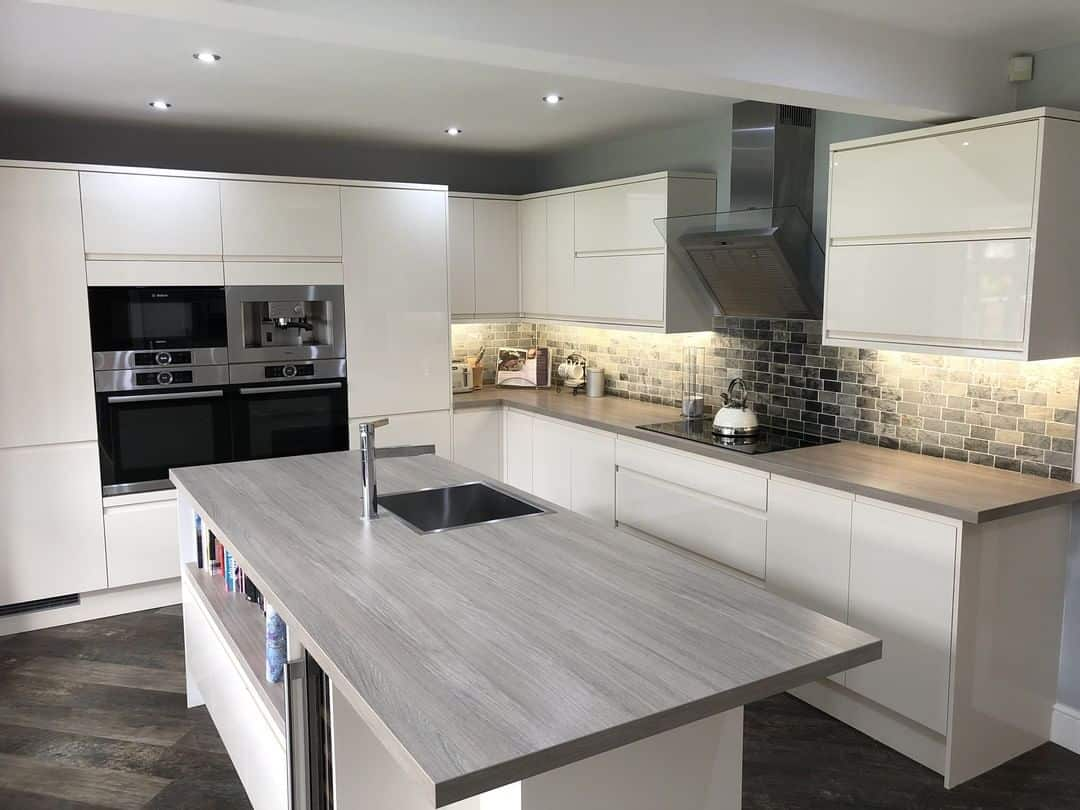 Modern kitchen 2019: Let's see what is the beautiful ... on Modern Kitchens  id=22807