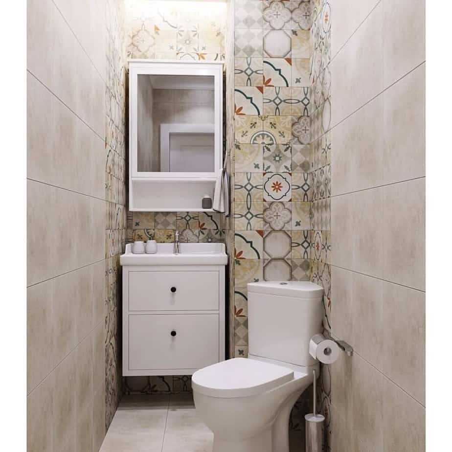 Small Bathroom Trends 2020: Photos And Videos Of Small ... on Small Bathroom Ideas 2020 id=36406