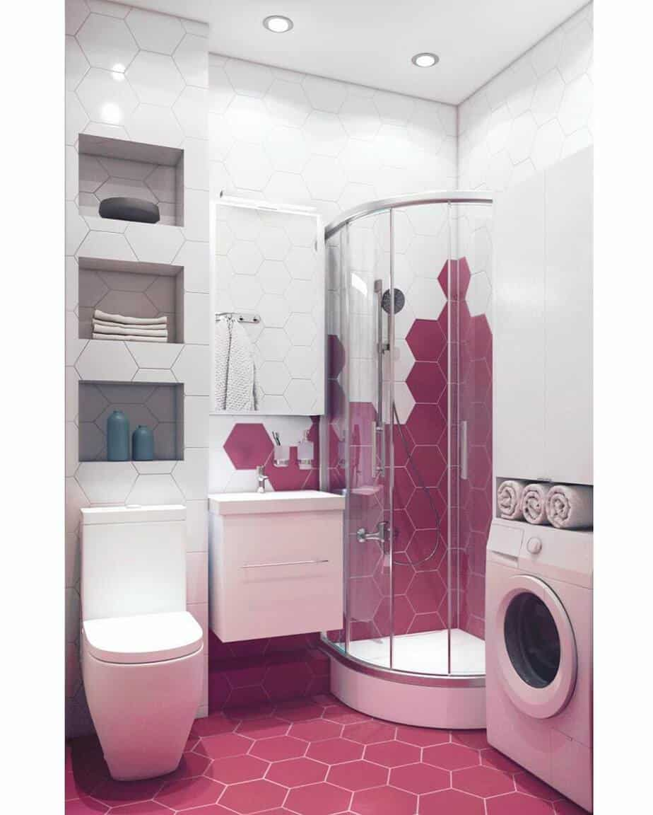 Top 7 Bathroom Trends 2020: 52+ Photos Of Bathroom Design ... on Small Bathroom Ideas 2020 id=35852