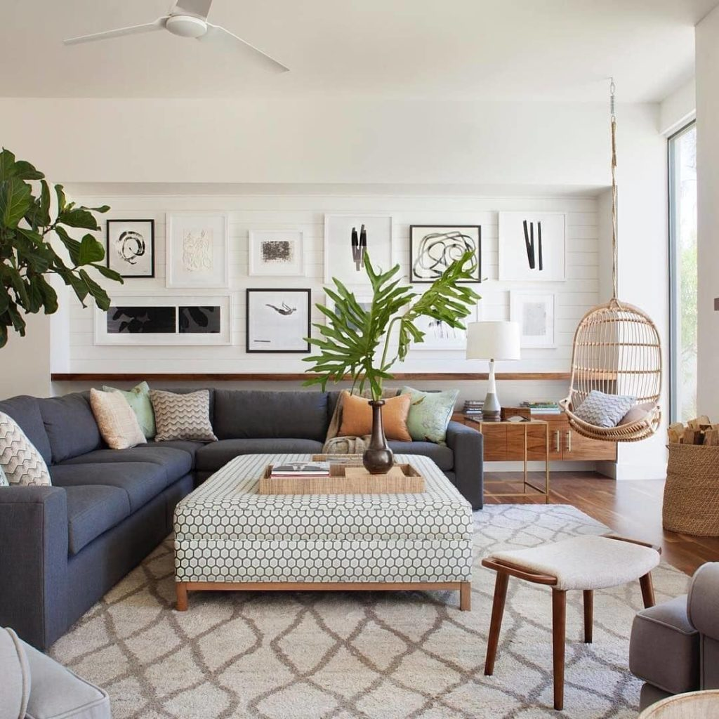 Top 6 Living Room Trends 2020: Photos+Videos of Living ... on Living Room Design Ideas  id=45488