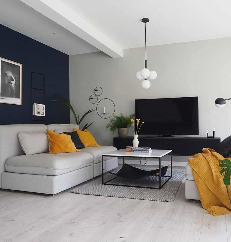 Top 6 Living Room Trends 2020: Photos+Videos of Living ... on Living Room Design Ideas  id=15278