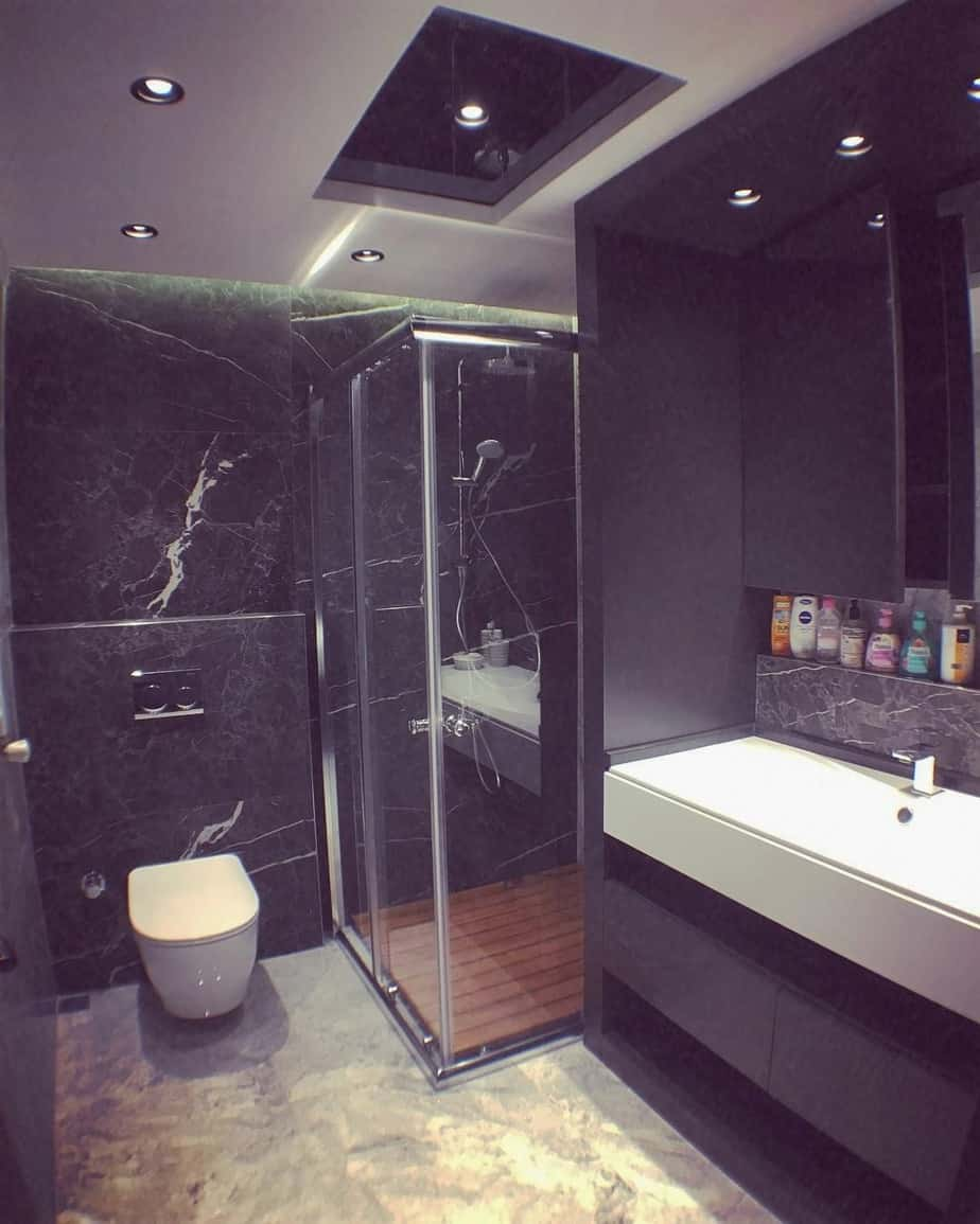 Small Bathroom Trends 2020: Photos And Videos Of Small ... on Small Bathroom Remodel Ideas 2019  id=65976