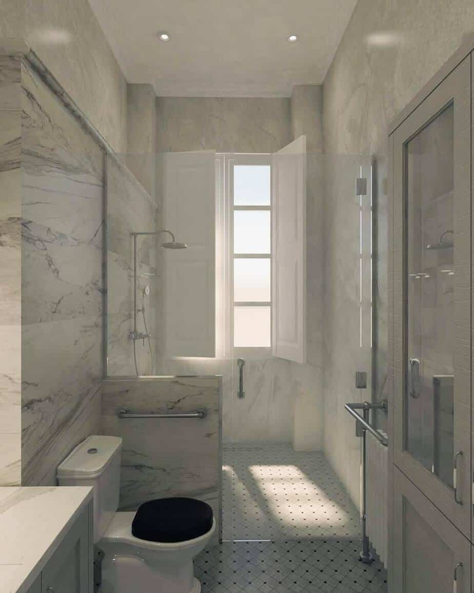 Small Bathroom Trends 2020: Photos And Videos Of Small ... on Small Bathroom Ideas 2020 id=18566