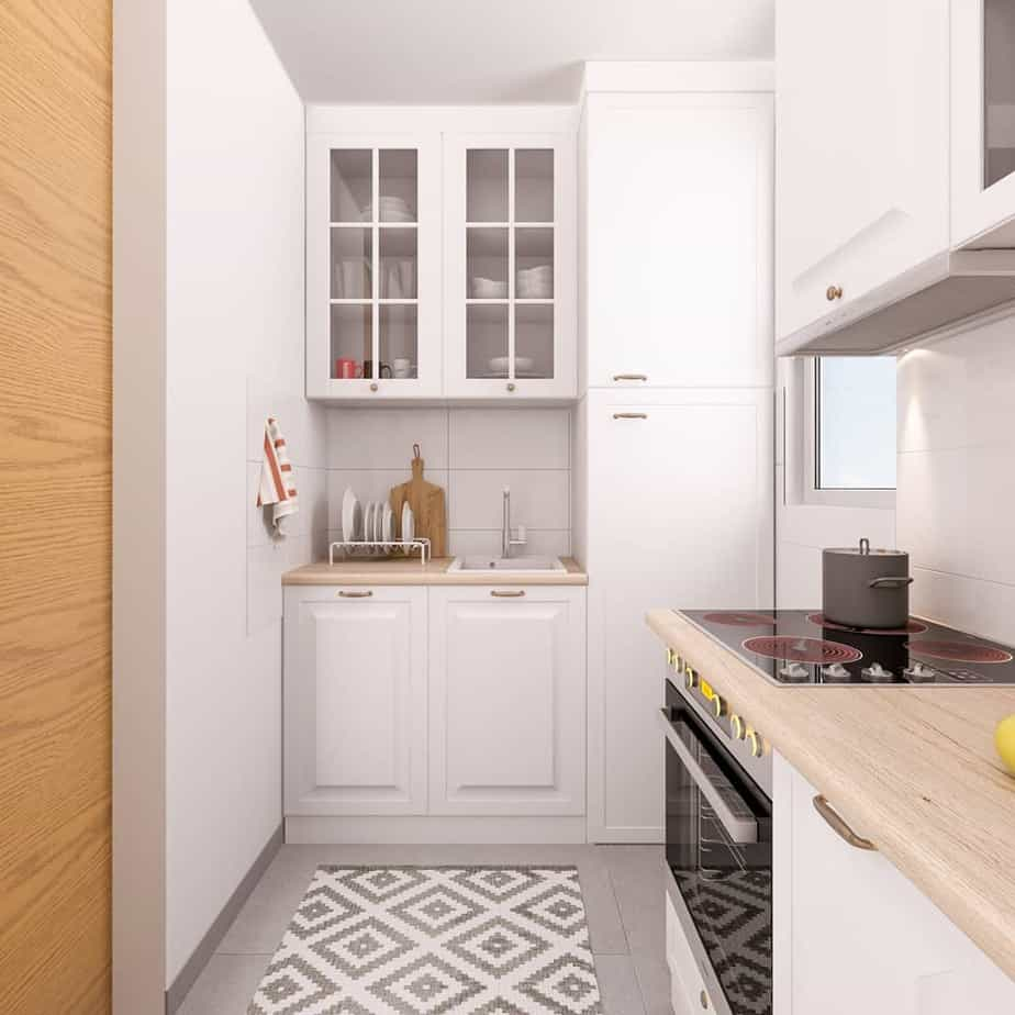 8 Best Small Kitchen Ideas 2020: Photos and Videos of ... on Best Small Kitchens  id=23118