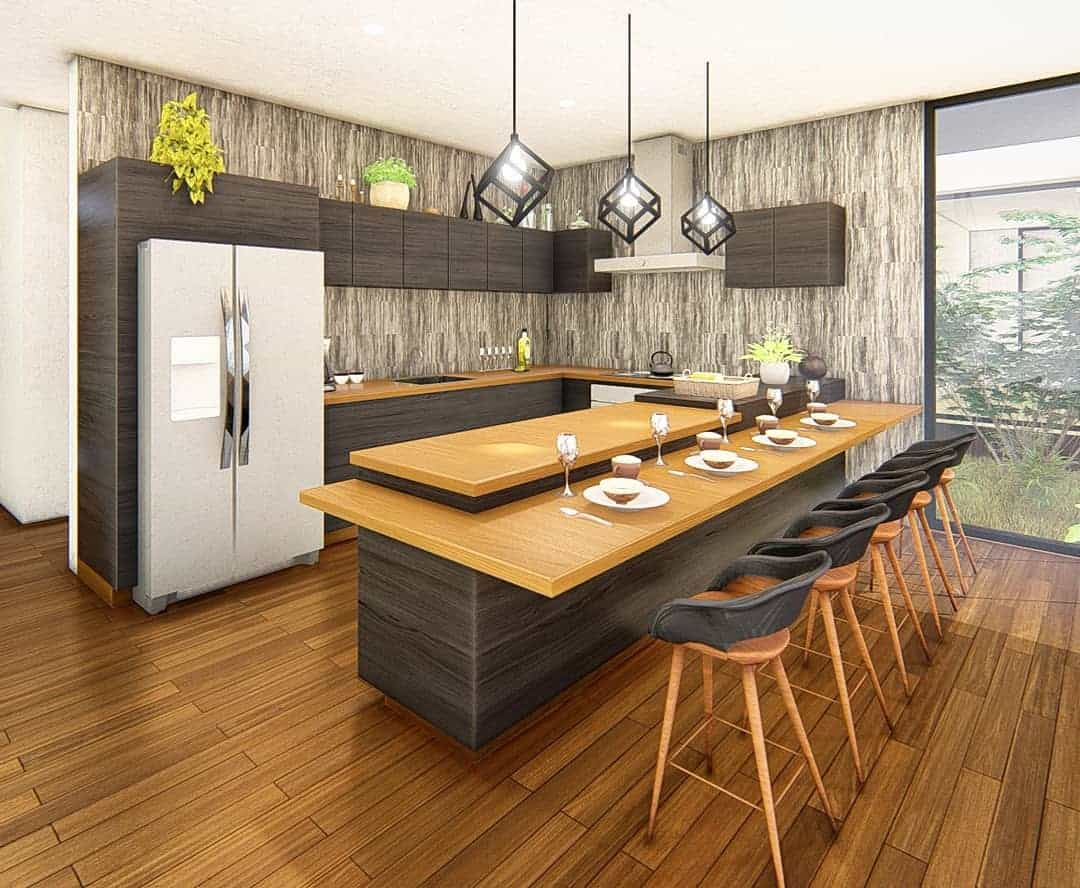 Top 5 ideas for Modern Kitchen 2020 (56 Photos and Videos) on Modern Kitchens  id=26579