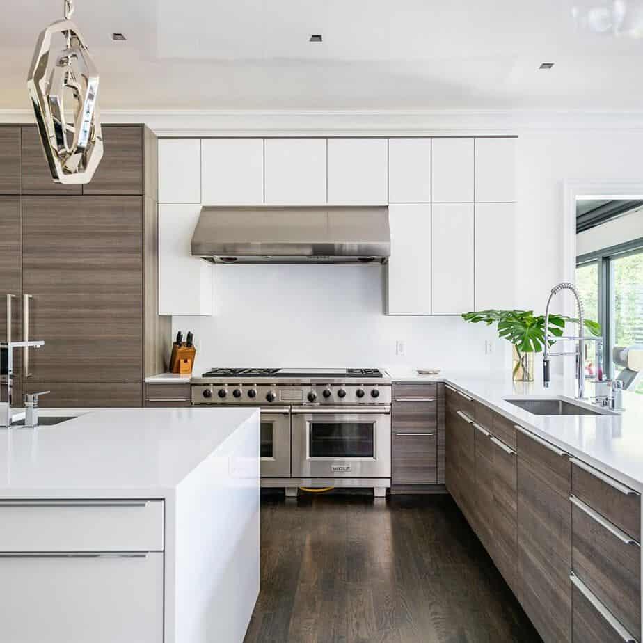 Top 5 ideas for Modern Kitchen 2020 (56 Photos and Videos) on Modern Kitchen Ideas  id=32578