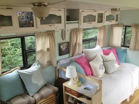 15 RV & Camper Van Remodel, Hacks Interior Decor Ideas