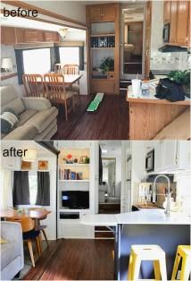 16 RV & Camper Van Remodel, Hacks Interior Decor Ideas