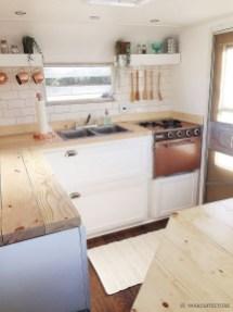 32 RV & Camper Van Remodel, Hacks Interior Decor Ideas