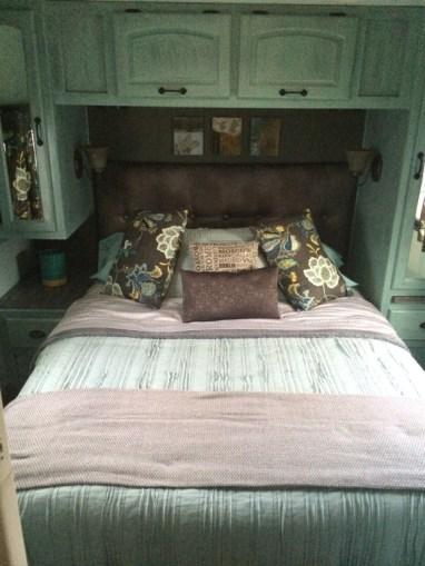 43 RV & Camper Van Remodel, Hacks Interior Decor Ideas