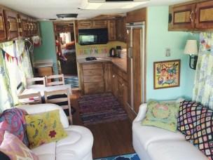 50 RV & Camper Van Remodel, Hacks Interior Decor Ideas