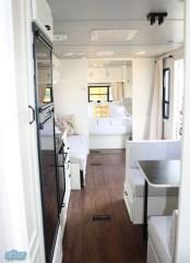 53 RV & Camper Van Remodel, Hacks Interior Decor Ideas