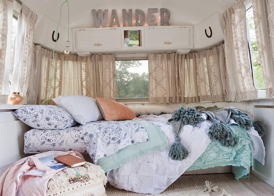 60 RV & Camper Van Remodel, Hacks Interior Decor Ideas