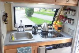 61 RV & Camper Van Remodel, Hacks Interior Decor Ideas