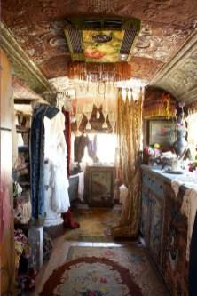 68 RV & Camper Van Remodel, Hacks Interior Decor Ideas