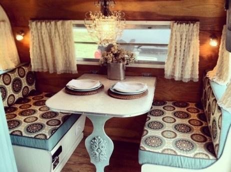 70 RV & Camper Van Remodel, Hacks Interior Decor Ideas