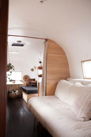 74 RV & Camper Van Remodel, Hacks Interior Decor Ideas