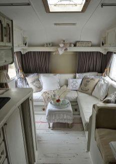 75 RV & Camper Van Remodel, Hacks Interior Decor Ideas
