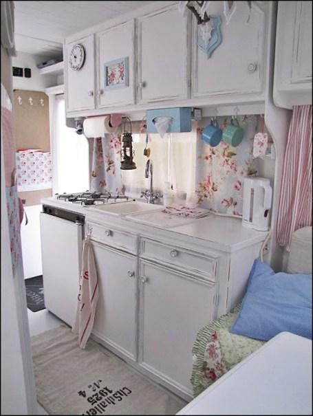 93 RV & Camper Van Remodel, Hacks Interior Decor Ideas