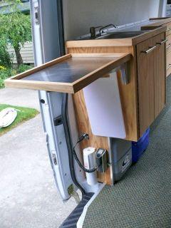 Creative Camper Van & RV Storage 14 Ideas