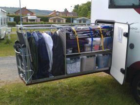 Creative Camper Van & RV Storage 26 Ideas