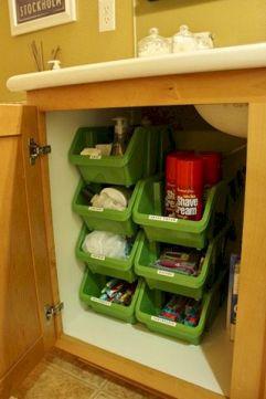 Creative Camper Van & RV Storage 51 Ideas