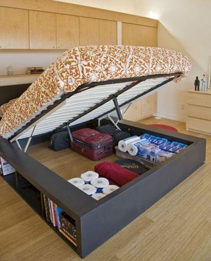 Creative Camper Van & RV Storage 69 Ideas