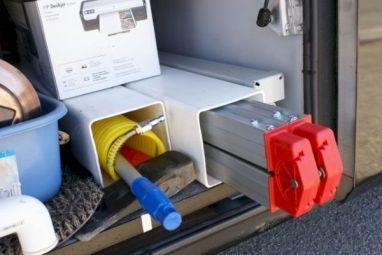 Creative Camper Van & RV Storage 71 Ideas