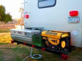 Creative Camper Van & RV Storage 72 Ideas