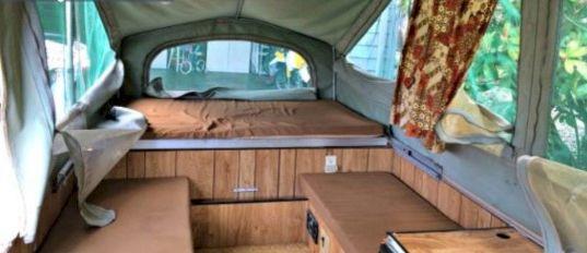 15 Best Camper Interior Hacks, Makeover, Remodel Decorating Ideas