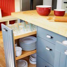 Marvelous Smart Small Kitchen Design Ideas No 24