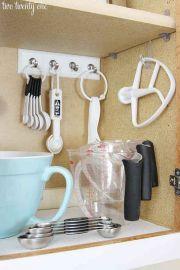Marvelous Smart Small Kitchen Design Ideas No 28